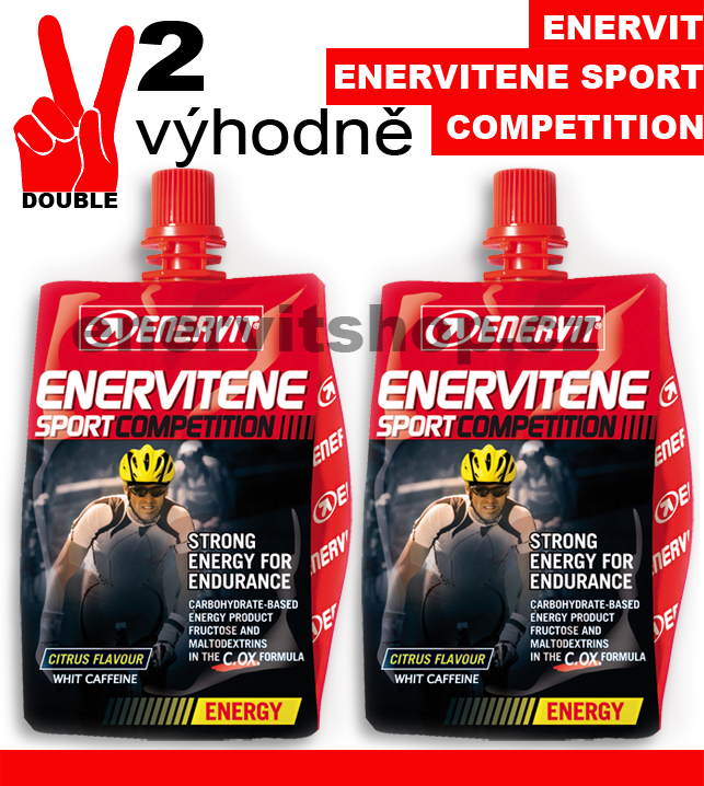 Enervitene Sport Competition 2 x